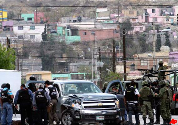 22 killed in drug violence in southern mexico state