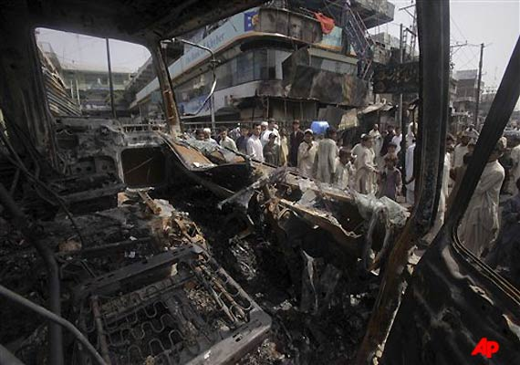 19 killed in roadside bomb blasts in afghanistan