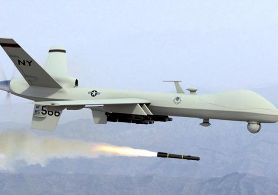 18 militants killed in us drone strikes in pak tribal belt