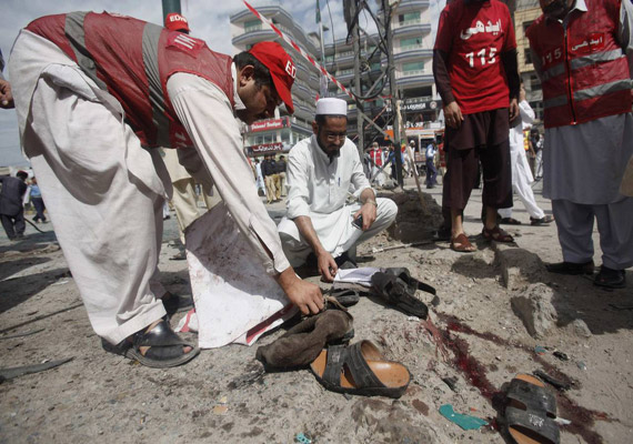 3 killed in fresh sectarian violence in nw pakistan