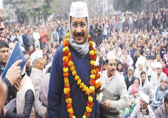 aap to form government in delhi