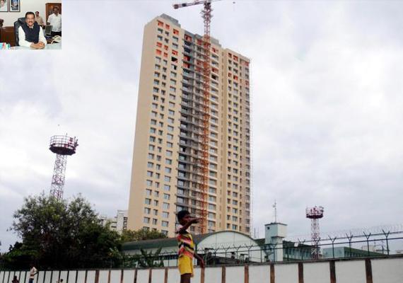 adarsh may be demolished says maharashtra cm