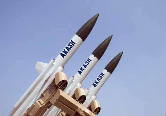 Akash missile ready for induction into Army: DRDO | India News – India TV