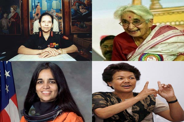 all time inspirational women personalities of india