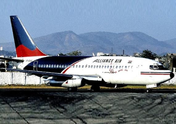 alliance air flight lands in kochi instead of kozhikode