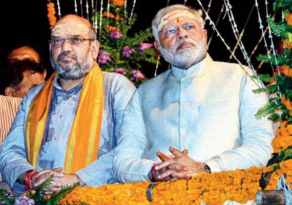amit shah to open pm modi s parliamentary office in varanasi