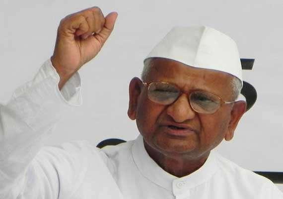 anna hazare a veteran of 18 fast agitations