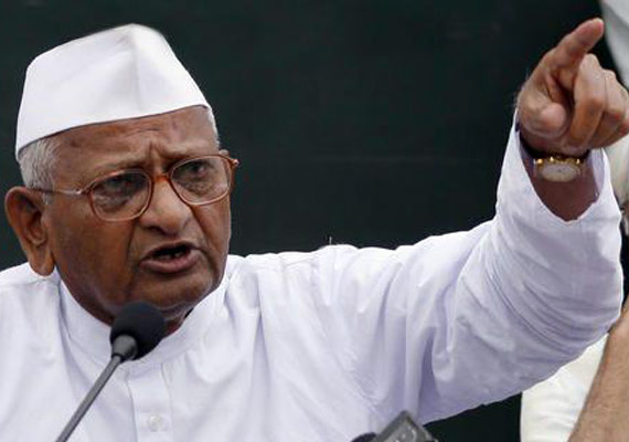 anna to organise big protest against deaf and dumb govt