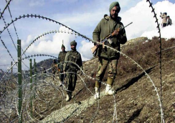 another infiltration bid foiled in kashmir four militants