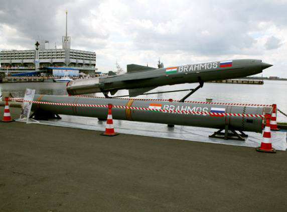 anti aircraft carrier variant of brahmos missile developed