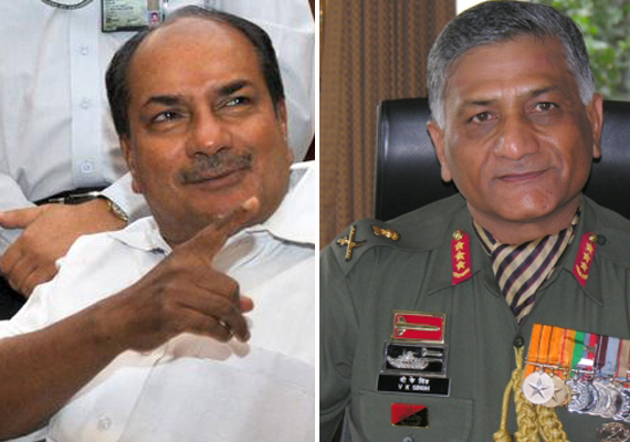 antony says army chief named tejinder singh but he didn t