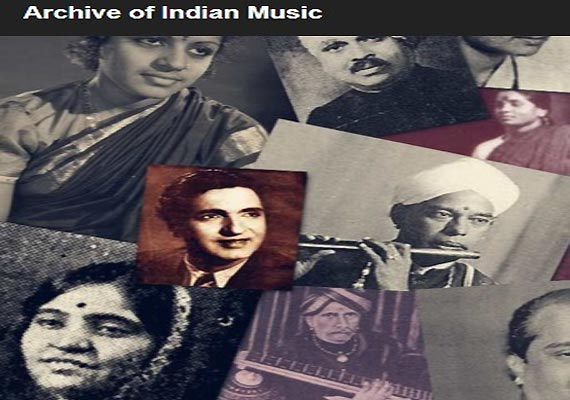 rare indian music archive launched online
