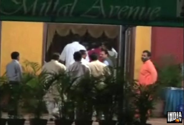 bjp mlas from uttarakhand secretly whisked out to ujjain