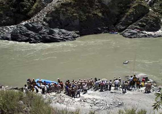 beas tragedy water level increased search temporarily hit