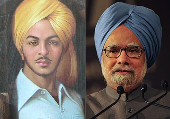 bhagat singh as national martyr is a settled fact no need