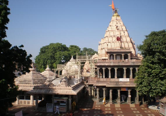 bhasma aarti of lord shiva performed at mahakaleshwar