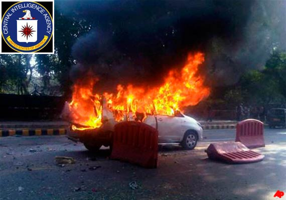 cia shares intelligence info with india on delhi blast