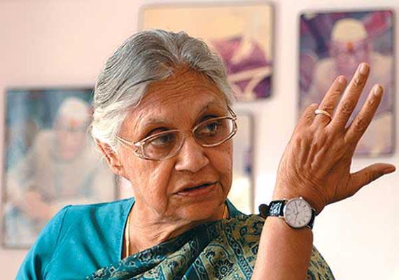 cm says delhi s power rates lowest bjp aap misleading people