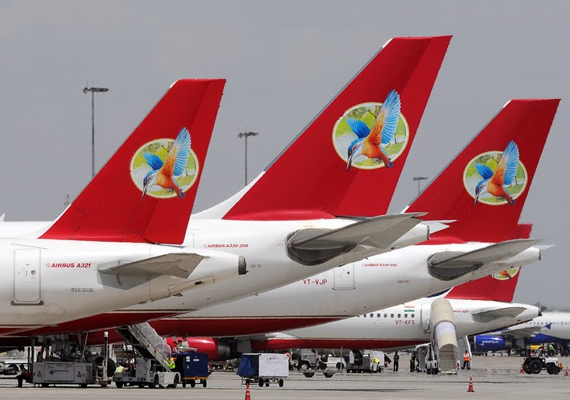 kingfisher flights cancelled for second day