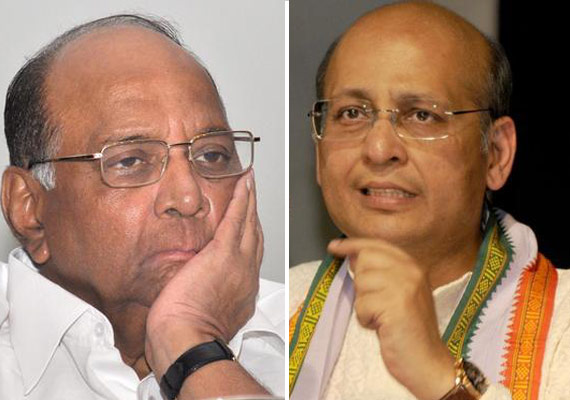 cong dismisses ncp chief s charge of failing coalition