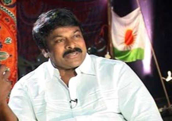 cong nominates chiranjeevi bjp announces 2 more from gujarat