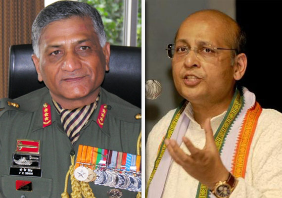 congress guarded on army chief s allegation