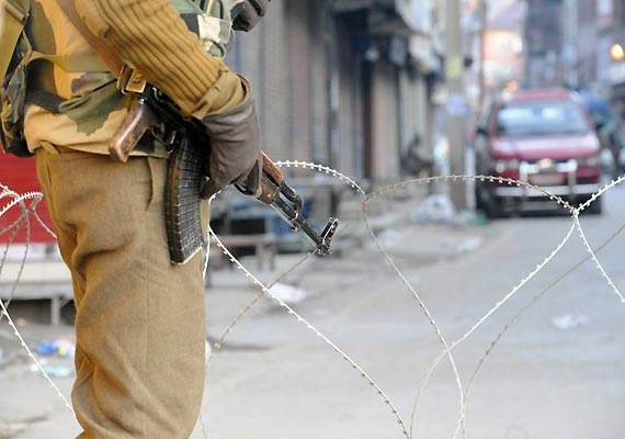 curfew imposed in parts of jk s budgam after sectarian
