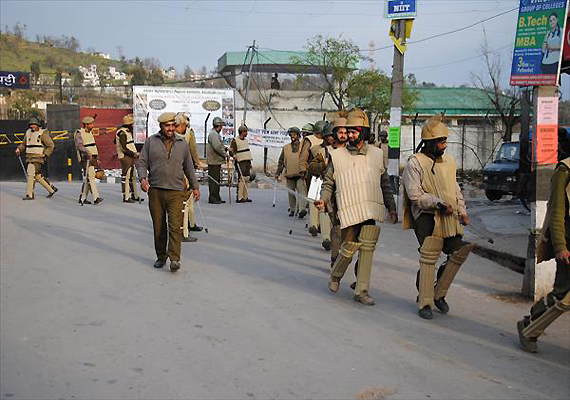 curfew continues for third day in rajouri 3 more detained