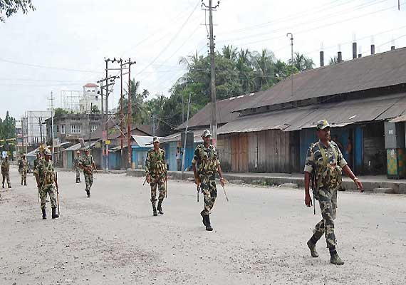 curfew lifted bandh suspended in kokrajhar for five hours