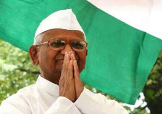 delhi gangrape anna hazare leads candle march in ralegan
