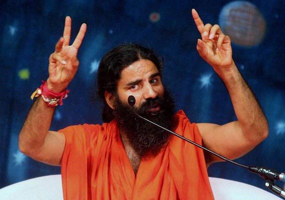 ec allows ramdev yoga camp in delhi with conditions
