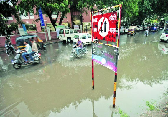 excess rainfall in 23 talukas of vidarbha