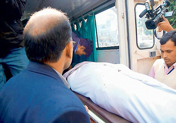 fir filed against six for nrhm official s death