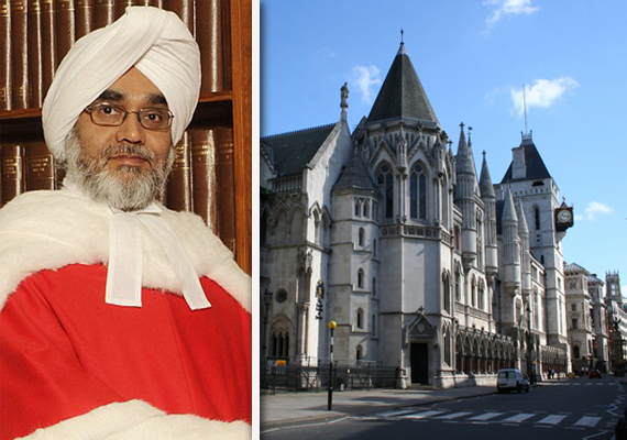 first sikh judge of uk high court sworn in