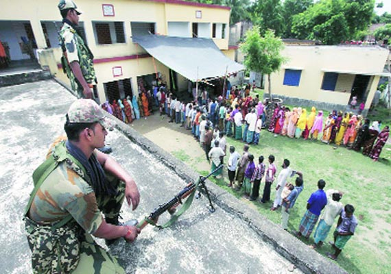 five more dead in bengal poll clashes