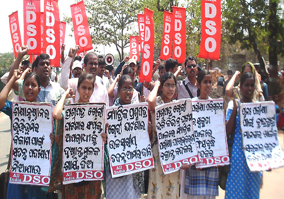 five lakh odisha students in agony hsc exam indefinitely