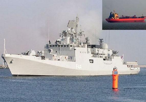 five crew die of gas leak aboard indian vessel near