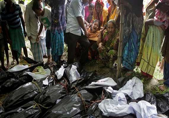 gogoi visits violence hit districts 5 more bodies recovered