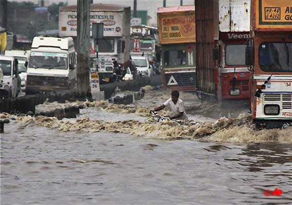 heavy rains in north india 12 killed in rajasthan