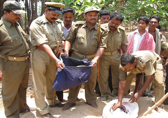 illegal liquor bottling unit busted in odisha s kalahandi