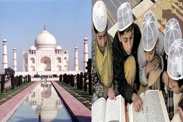 In Pakistan, students are being taught Taj Mahal is Pakistani