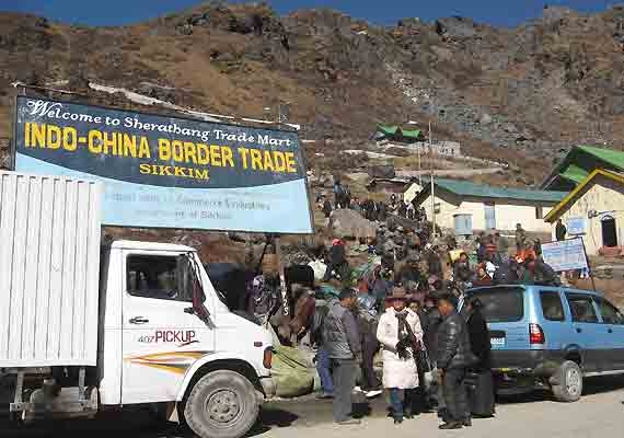 india china border trade at nathu la closed for this year