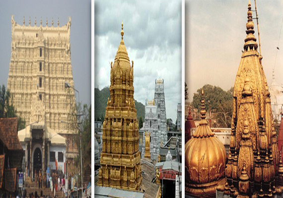 india s top 10 richest temples