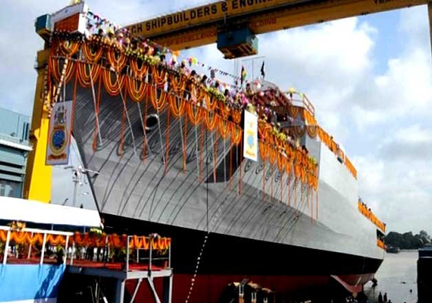 make in india india exports its first warship cgs barracuda