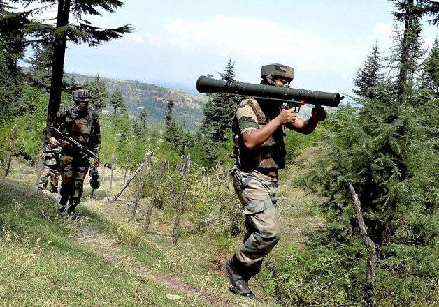 militants killed in kupwara were foreigners belonged to let