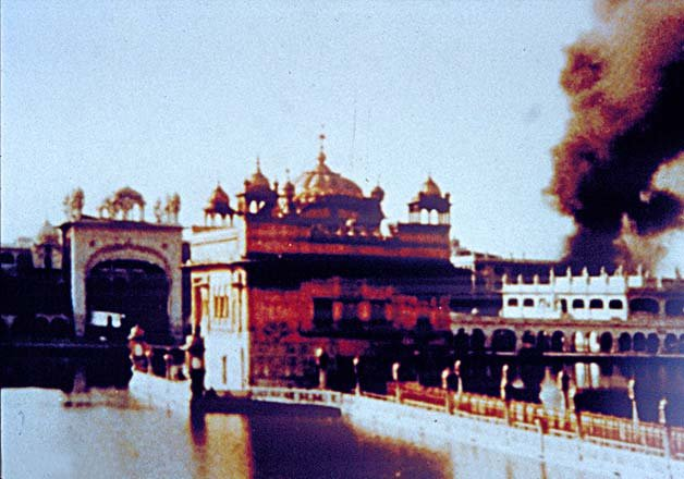 10 facts to know about Operation Blue Star | India TV News | India ...