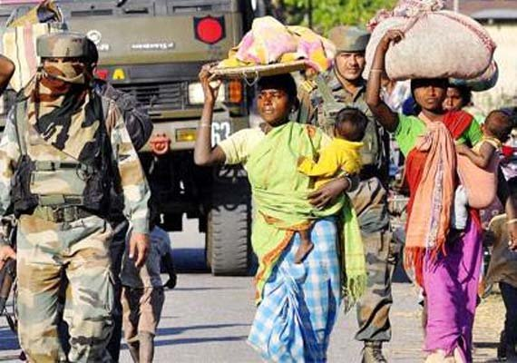 assam massacre adivasi sengel abhiyan calls for bandh in