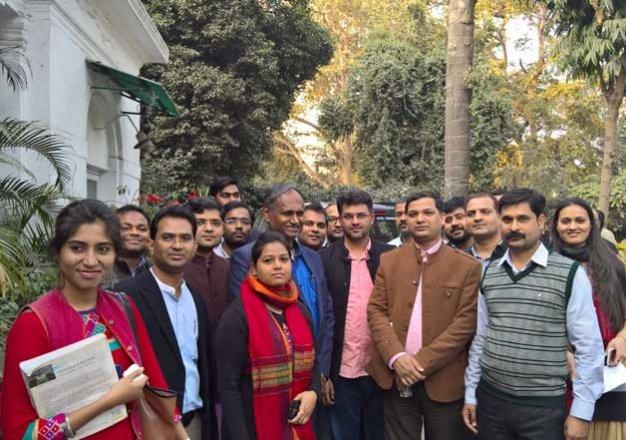 former jnu students condemn anti india sloganeering in
