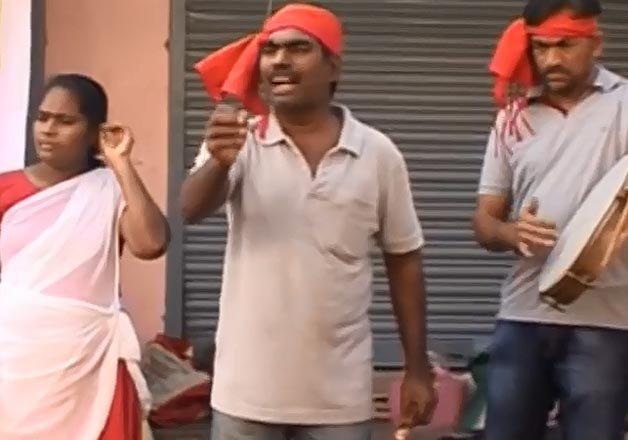 tamil singer kovan detained for penning derogatory lyrics