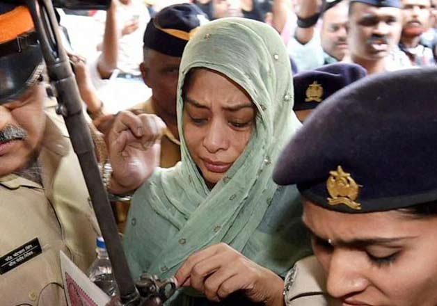 witness claims he had seen indrani others in raigad forest
